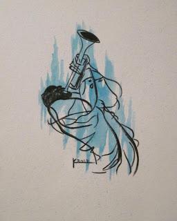 Trumpet Player _2
